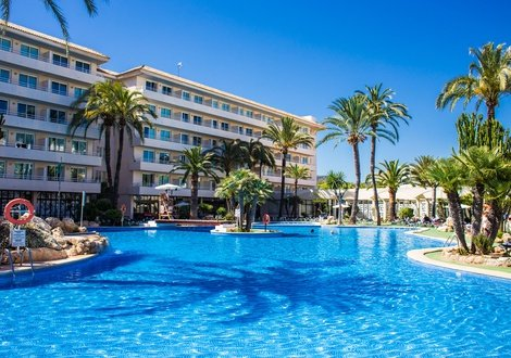 Swimming Pool BCM Hotel MAGALUF