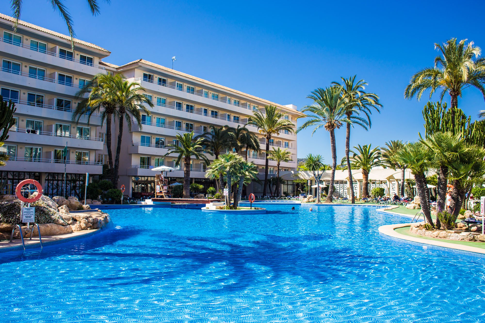 Bcm Hotel Photos Official Website Images Of The Best Party Hotel In Magaluf